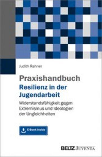 eBook Praxishandbuch Resilienz in der Jugendarbeit Cover
