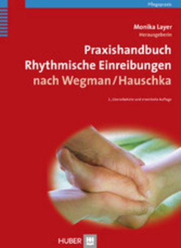 eBook Praxishandbuch Rhythmische Einreibungen nach Wegman, Hauschka Cover