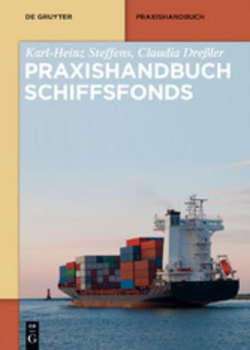 eBook Praxishandbuch Schiffsfonds Cover