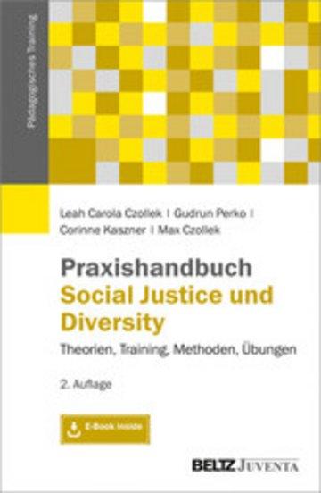 eBook Praxishandbuch Social Justice und Diversity Cover