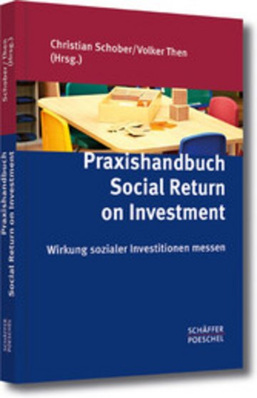 eBook Praxishandbuch Social Return on Investment Cover