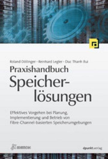 eBook Praxishandbuch Speicherlösungen (iX Edition) Cover