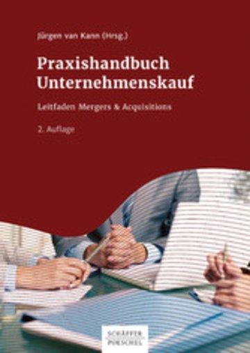 eBook Praxishandbuch Unternehmenskauf Cover