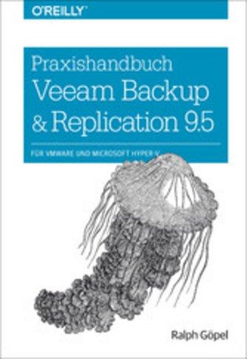 eBook Praxishandbuch Veeam Backup & Replication 9.5 Cover