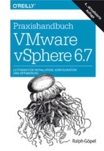 eBook Praxishandbuch VMware vSphere 6.7 Cover