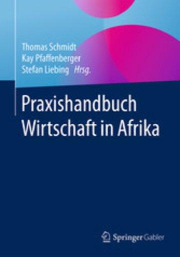 eBook Praxishandbuch Wirtschaft in Afrika Cover