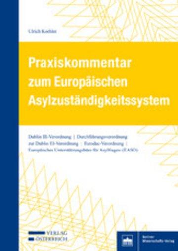 eBook Praxiskommentar zum Europäischen Asylzuständigkeitssystem Cover