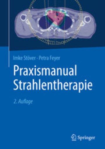 eBook Praxismanual Strahlentherapie Cover