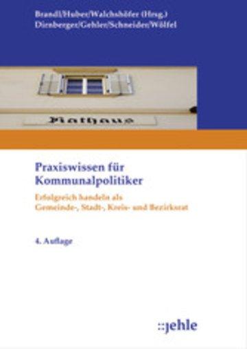 eBook Praxiswissen für Kommunalpolitiker Cover