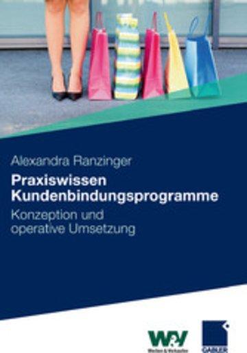 eBook Praxiswissen Kundenbindungsprogramme Cover