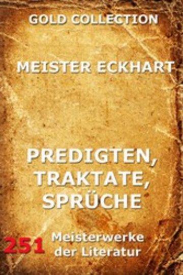 eBook Predigten, Traktate, Sprüche Cover