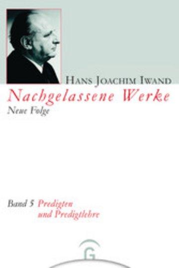 eBook Predigten und Predigtlehre Cover