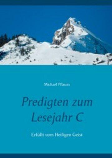 eBook Predigten zum Lesejahr C Cover