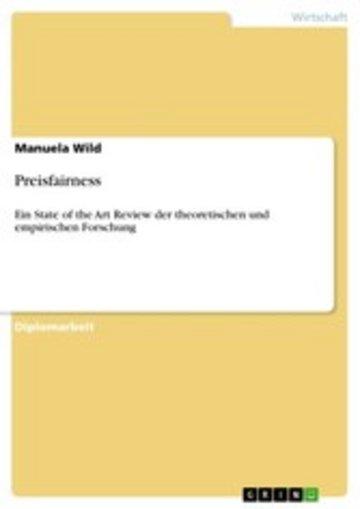 eBook Preisfairness Cover