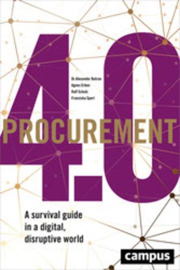 eBook Procurement 4.0 Cover