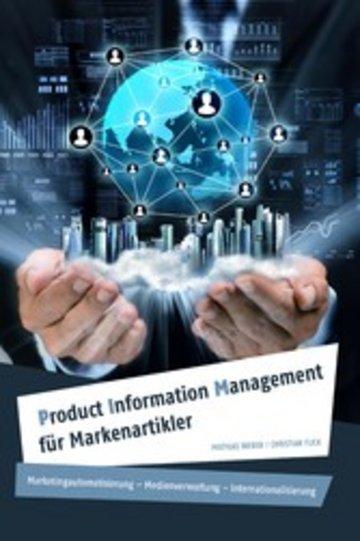 eBook Product Information Management für Markenartikler Cover