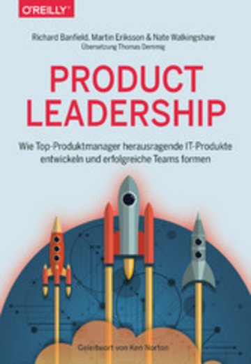 eBook Product Leadership Cover