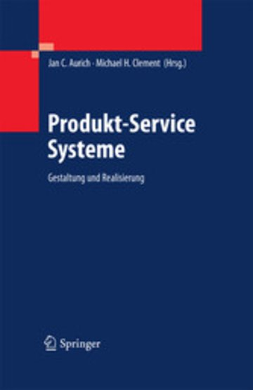eBook Produkt-Service Systeme Cover