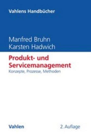 eBook Produkt- und Servicemanagement Cover