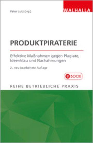 eBook Produktpiraterie Cover