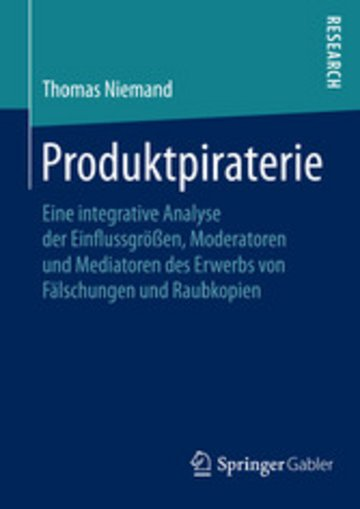 eBook Produktpiraterie Cover
