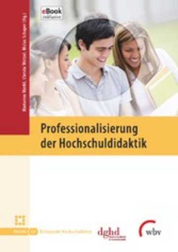 eBook Professionalisierung der Hochschuldidaktik Cover