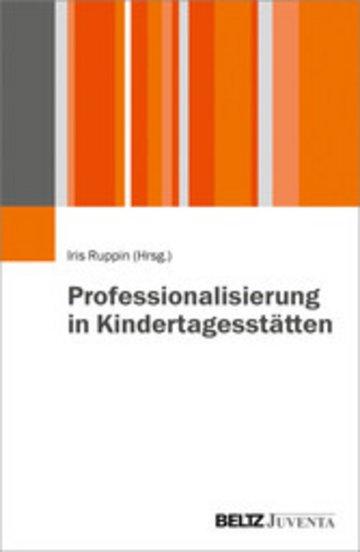 eBook Professionalisierung in Kindertagesstätten Cover