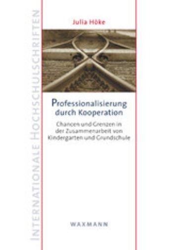 eBook Professionalisierung durch Kooperation Cover