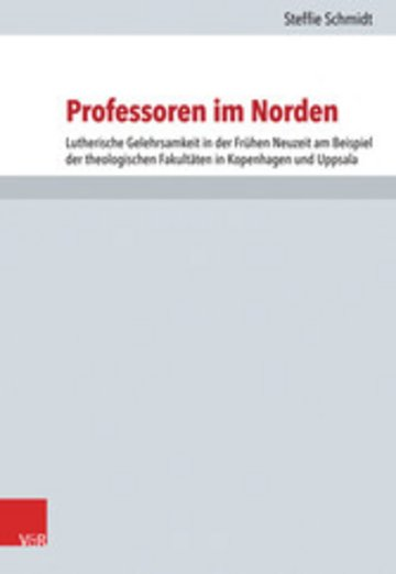 eBook Professoren im Norden Cover
