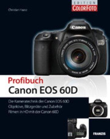 eBook Profibuch Canon EOS 60D Cover