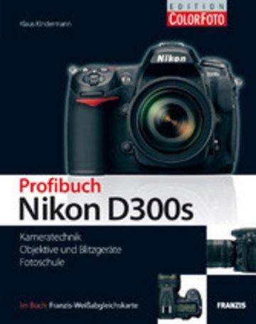 eBook Profibuch Nikon D300s Cover