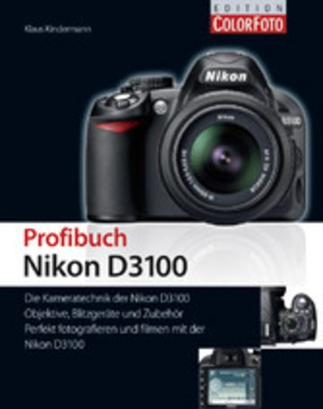 eBook Profibuch Nikon D3100 Cover