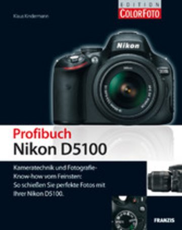 eBook Profibuch Nikon D5100 Cover