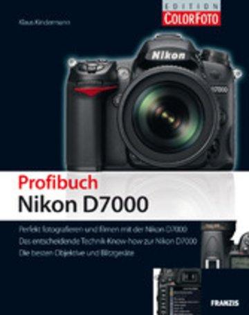 eBook Profibuch Nikon D7000 Cover