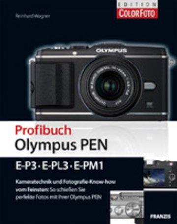 eBook Profibuch Olympus PEN E-P3, E-PL3, E-PM1 Cover