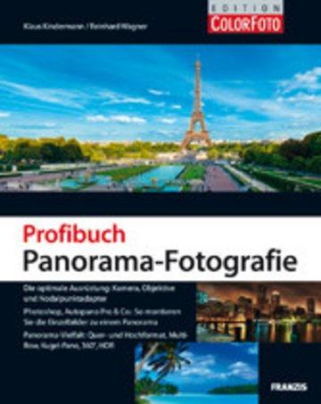 eBook Profibuch Panorama-Fotografie Cover