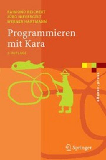 eBook Programmieren mit Kara Cover
