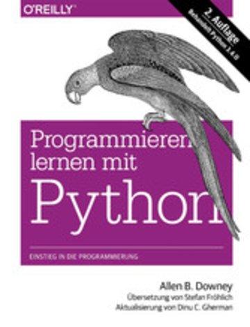 eBook Programmieren lernen mit Python Cover