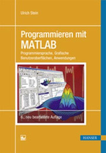 eBook Programmieren mit MATLAB Cover