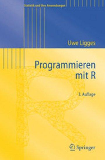 eBook Programmieren mit R Cover