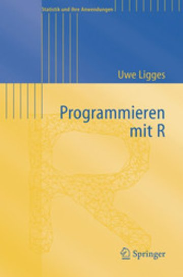 eBook Programmieren mit R Cover
