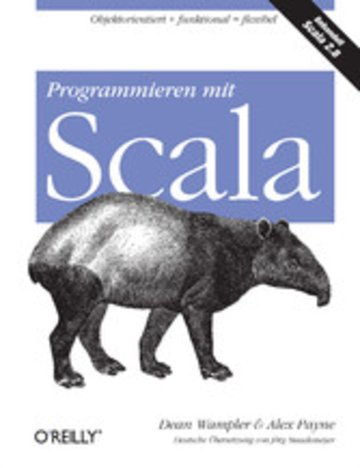 eBook Programmieren mit Scala Cover