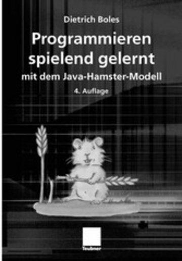 eBook Programmieren spielend gelernt mit dem Java-Hamster-Modell Cover