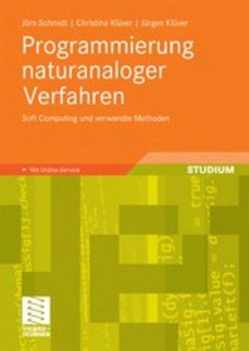eBook Programmierung naturanaloger Verfahren Cover