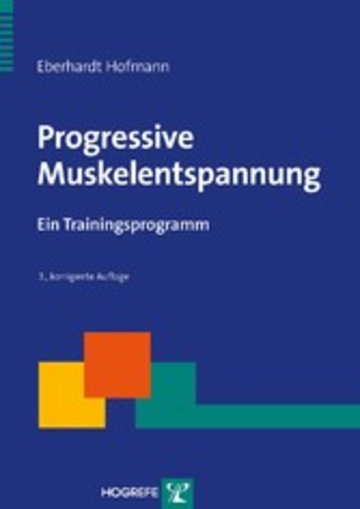 eBook Progressive Muskelentspannung Cover
