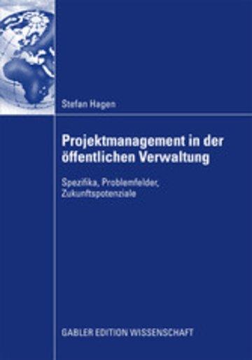 eBook Projektmanagement in der öffentlichen Verwaltung Cover