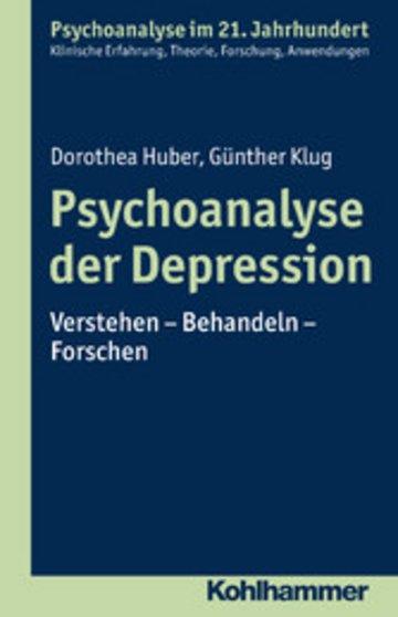 eBook Psychoanalyse der Depression Cover