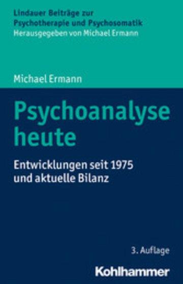 eBook Psychoanalyse heute Cover