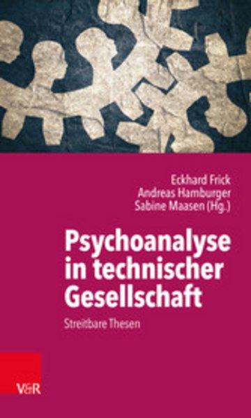 eBook Psychoanalyse in technischer Gesellschaft Cover