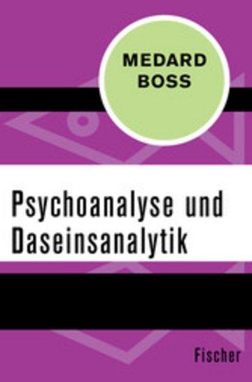 eBook Psychoanalyse und Daseinsanalytik Cover